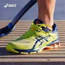 2019 Asics Gel-Kayano 26 Mens Running Shoes (NO 25) Yellow