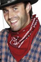 Western Cowboy Bandanna Halloween Costume Accessory