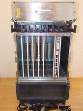 CISCO 12410/200 GSR10/200-AC MPLS Router Chassis 2x PWR FAN SFC-200 CSC PRP-2