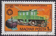 Europa Niederlande Mi 2338-2341 Gestempelt Komplette Satz 2005 Eisenbahnen Züge