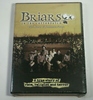 Briars In The Cotton Patch The Story of Koinonia Farm DVD Documentary NEW SEALED