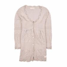 Odd Molly SEÑORA CARDIGAN SUÉTER Sweater talla 1 (de36) 709 punto chaqueta gris 88830
