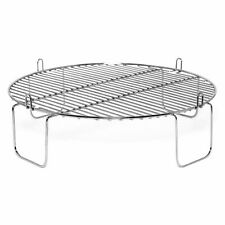 NEW NuWave Oven 1-Inch & 3-Inch Reversible Cooking Rack Stainless Steel Pro Plus
