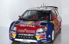 Citroën C4 WRC 2009 (S. Loëb - D. Elena) Escala 1/18 IXO Nuevo Precintado