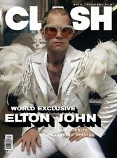 CLASH March 2014,Elton John,Angel Haze,James Vincent McMorrow,Young Fathers NEW