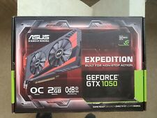 Asus Expedition  Geforce Gtx 1050 2gb Vram Graphics Card