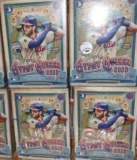 OAKLAND Athletics Topps 2020 Gypsy Queen Baseball 5 Blaster Box Break #7