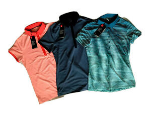 WOMENS UNDER ARMOUR PERFORMANCE SLEEVED GOLF & SPORTS SHIRT-SMALL-LAST ONES!!
