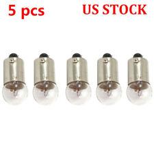 US Stock 6V 3W Speedo Speedometer Light Bulbs For Honda CT70 CT90 C70 ST90 S65