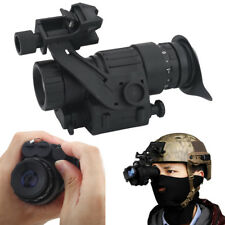 Optical Glass Infrared IR Monocular Night Vision HD Telescope Device for Helmet
