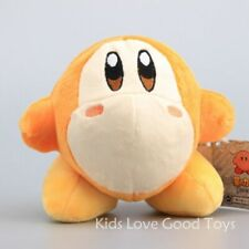 """Anime Kirby Waddle Dee Plush Doll Soft Stuffed Toy 5.5"""" Kids Collectible Gift"""