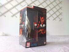 FEAR 3 F.E.3.R COLLECTOR´S EDITION, PC RARE, NEW, EUROPEAN VERSION & LIMITED