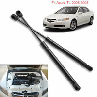 Brand New Set Of Front Hood Lift Support Struts For 06-08 Acura TL
