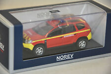 NOREV 509013  - Dacia Duster 2018 Pompiers Secours Médical 1/43
