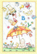 Mary Engelbreit-Baby Shower New Baby Greeting Card/Envelope-New!