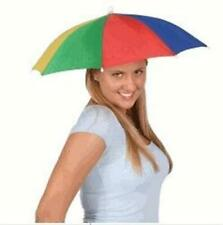 Umbrella Hat Pack of 6 Kids Sun Shade Umbrella Hats Costume Party