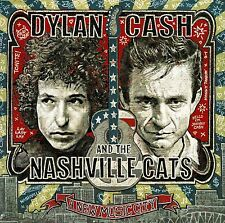 DYLAN,CASH,AND THE NASHVILLE CATS: A NEW MUSIC C 2 CD NEU