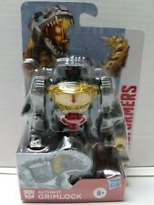 Grimlock Transformers Authentics Bravo Brand New