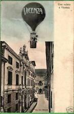 Cartoline paesaggistiche di Vicenza da collezione