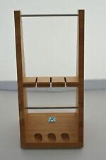 Zwilling J.A.Henckels TWIN Bambus Holz / eleganter Messerständer / Messerblock