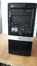 PC de bureau HP avec Windows Vista