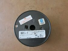 Solid Core BROWN Wire 22 Gauge 500ft Spool 801-1