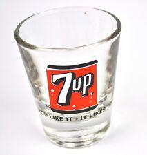 7up Dr Pimienta Cola Vidrio USA Stamper Vaso para chupitos Vaso de chupito 7 up