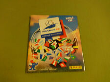 FOOTBALL PANINI STICKER ALBUM COMPLETE / WORLD CUP FRANCE 98
