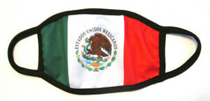 Mexico National Team  Mouth and Nose Cover Face-Mask Triple Layer Protection