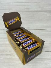 Snickers Creamy Peanut Nut Butter Chocolate Duo Bar 36.5g -SAME DAY DISPATCH