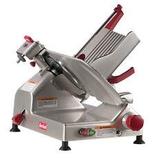 "Manual Gravity Feed Slicer - 10"" Blade"