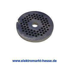 Bosch Siemens Lochscheibe 3 mmØ für Fleischwolf MUZ4FW1, MX4628, MZ10211, MZ4935