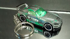 Dark Silver Honda S2000 Key Chain Ring Diecast