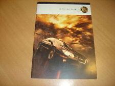 CATALOGUE Chrysler 300 M de 1998