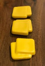 Fischer Price Toy Play Food Butter Pat (QTY 3)