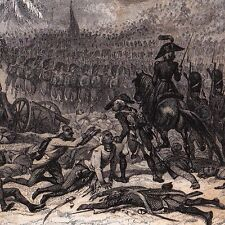 Bataille de Hohenlinden Général Moreau Napoléon Bonaparte Paix de Lunéville 1845