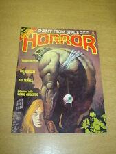HALLS OF HORROR #23 FN (6.0) AUGUST 1978 HAMMER HORROR MAGAZINE (C)