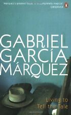 Gabriel Garcia Marquez ___ Living To Tell The Tale _ Manchado en Tienda __