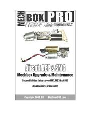 NEW Airsoft Aep & Smg: Mechbox Upgrade and Maintenance by Mechboxpro Airsoftpres