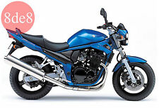 Suzuki GSF 650 Bandit (2004) - Manual de taller en CD (En italiano)