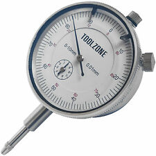 DTI Dial Indicator/ engineers Dial Test measuring clock 0 to 10mm