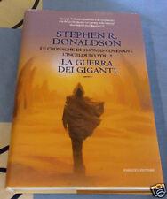 La guerra dei giganti Stephen R. Donaldson