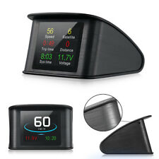 Car Dashboard HD Digital Meter Heads Up Display Smart GPS OBD Multi function