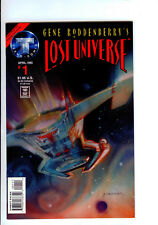 Gene Roddenberry's Lost Universe #1 (Apr 1995, Big Entertainment)  HIGH GRADE