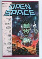 OPEN SPACE n°1. Marvel Comics décembre 1989. Etat neuf.