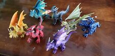 Dragon Figurines 7 in all