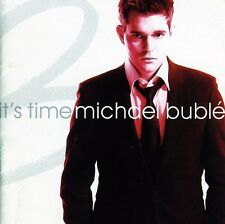 Michael Bublé - It's Time: Tour Edition [New CD] Argentina - Import