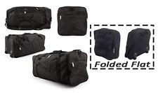 """30"""" Inch XL Extra Large Wheeled Travel Luggage Holdall Case Folding Cargo Bag"""