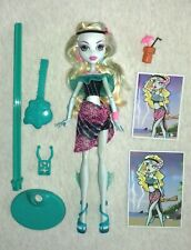 MONSTER HIGH Skull Shores Lagoona Blue doll poupée complete