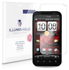 iLLumiShield Anti-Bubble/Print Screen Protector 3x for HTC Droid Incredible S